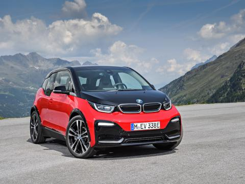 BMW i3 receives performance i3s variant in 2018