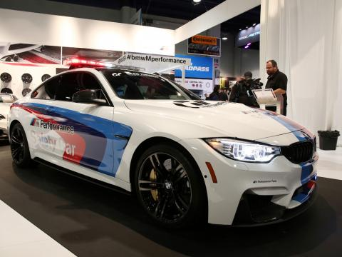 Cars from SEMA Show part two