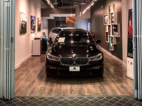 "BMW ""POPS UP"" IN B.C. with OpenRoad Auto Group"