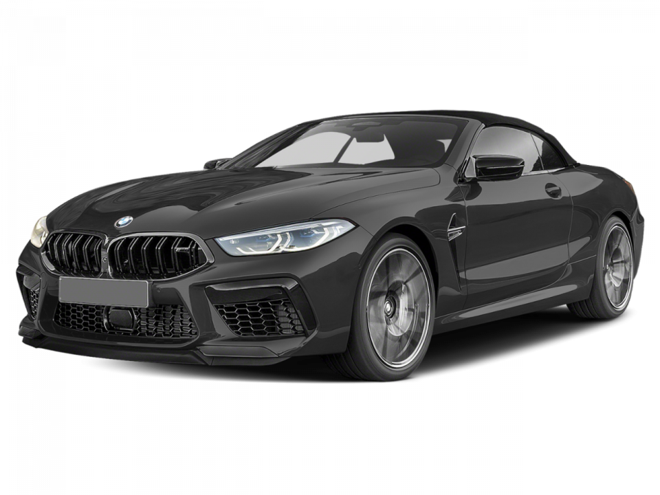2020 BMW M8 Cabriolet Competition