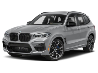 2021 BMW X3 M Competition