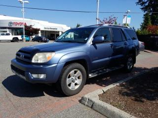 2003 Toyota 4Runner Limited V6