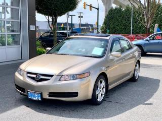 2004 Acura TL Sedan Premium 5AT
