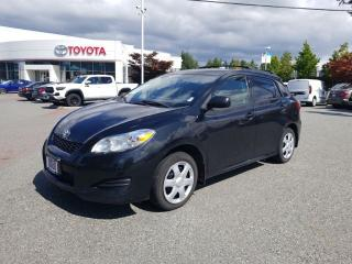 2010 Toyota Matrix XR FWD 5A