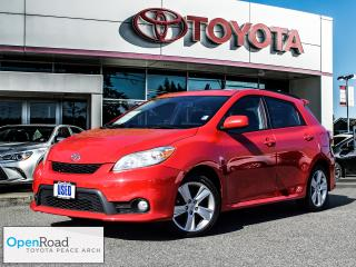 2011 Toyota Matrix AWD 4A