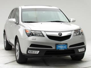 2013 Acura MDX 6sp at
