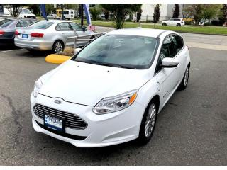2016 Ford Focus Electric Hatchback Electric