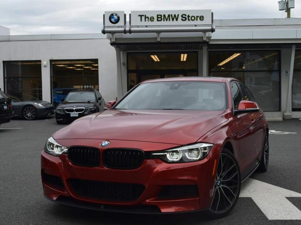 Used 2018 Bmw 3 Series 340i Xdrive In Vancouver The Bmw Store