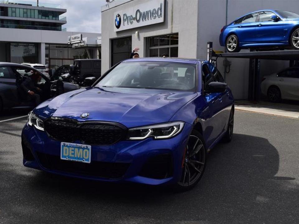 Used 2020 Bmw 3 Series M340i Xdrive In Vancouver The Bmw Store