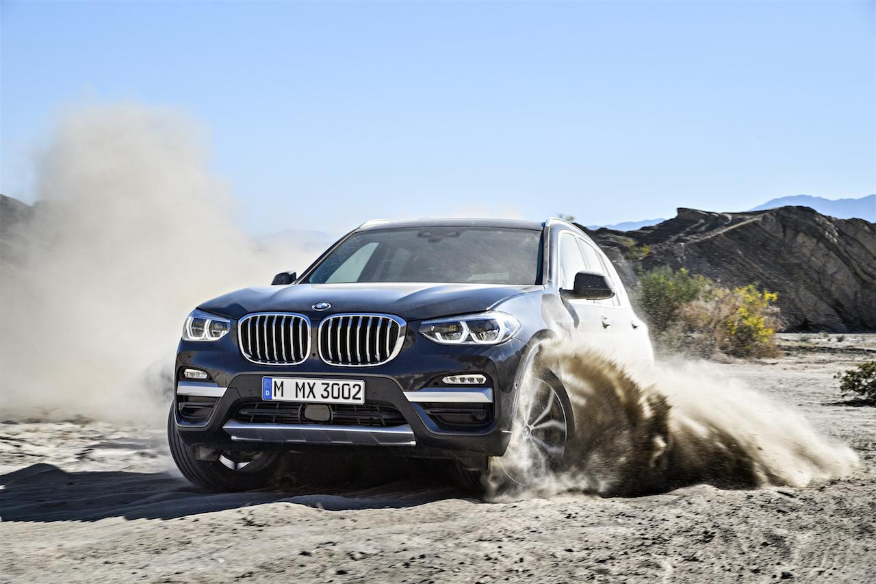 BMW X3 launches M240i performance model for 2018
