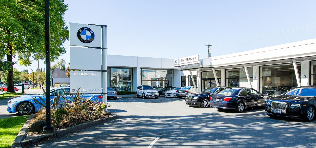 Our Story The BMW Store