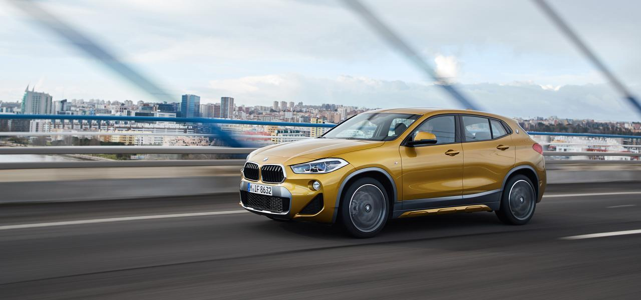 The BMW Store - X2 Demo Offer