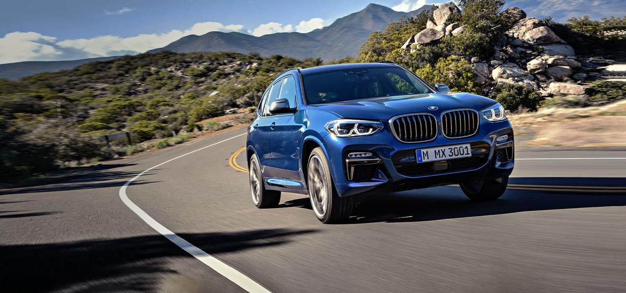 $1,000 Sell-From-Stock Bonus on the 2019 BMW X3 at The BMW Store