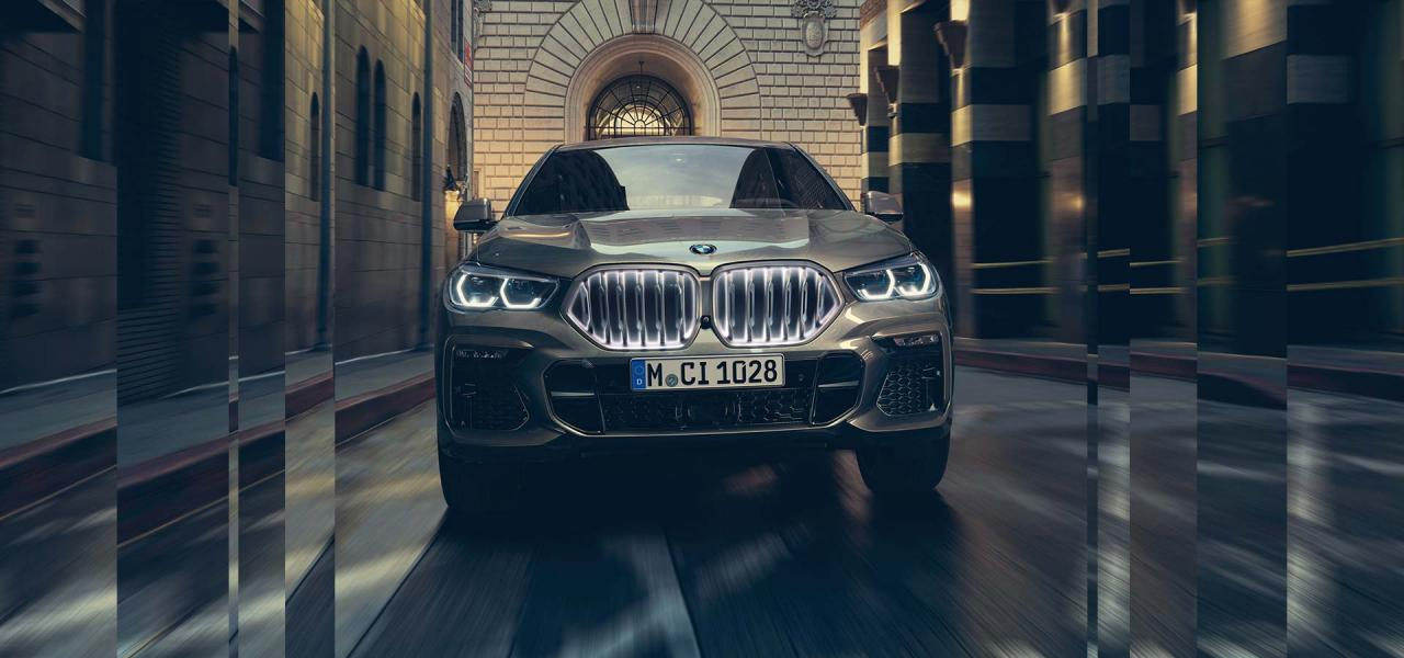 2019 BMW X6 finance offer at The BMW Store