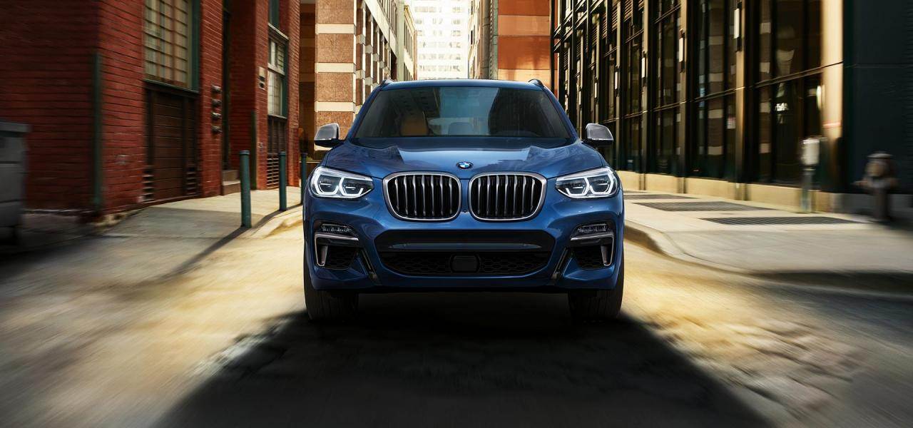 2020 BMW X3 Offer at The BMW Store Vancouver