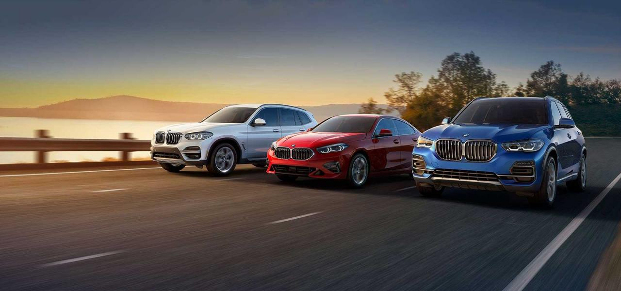 The BMW Store Monthly Offer