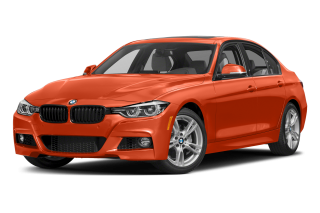 2018 BMW 3 Series Sedan 340i xDrive