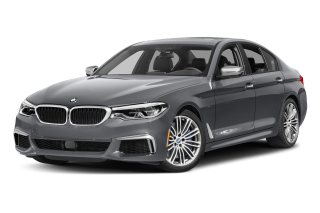 2018 BMW 5 Series Sedan M550i xDrive