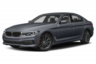 2018 BMW 5 Series Sedan 540d xDrive