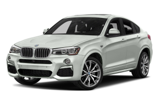 2018 BMW X4 Sports Activity Coupe M40i
