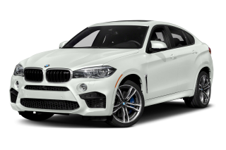 2018 BMW X6 M Sports Activity Coupe