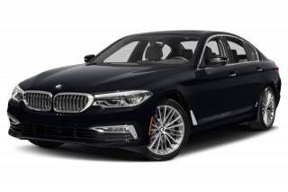 2019 BMW 5 Series Sedan 540i xDrive