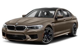 2019 BMW M5 Sedan Competition
