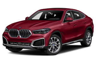 2020 BMW X6 Sports Activity Coupe xDrive40i