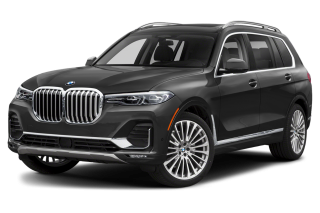 2020 BMW X7 Sports Activity Vehicle xDrive40i