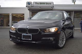 2015 BMW 3 Series 320i xDrive